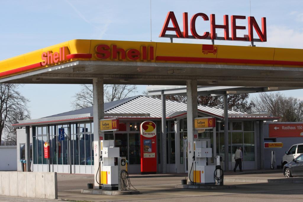 Lobenswerte Ausnahme: Die beste deutsche Autobahn-Tankstelle steht in Aichen