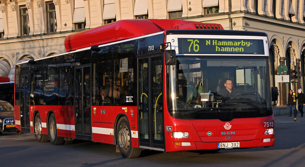 MAN liefert 131 Erdgas-Busse nach Norwegen