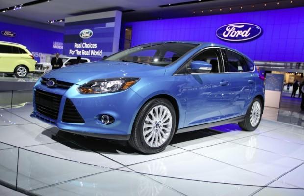 Marktstart für den Ford Focus: Bereits über 10 000 Stück verkauft