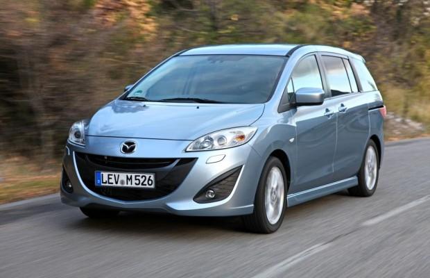 Mazda legt stärker zu als der Gesamtmarkt