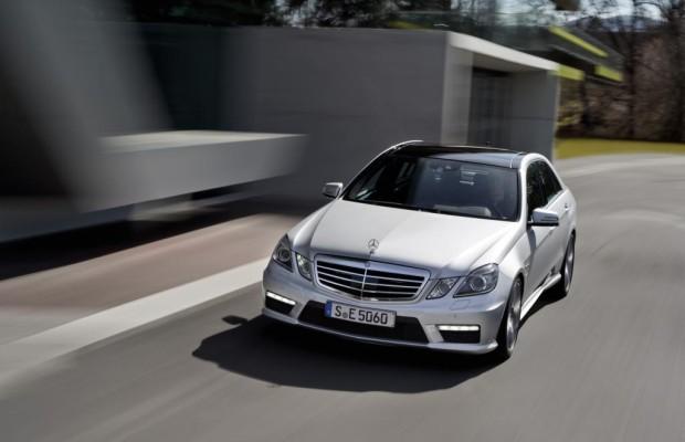 Mercedes-Benz verfeinert E63 AMG