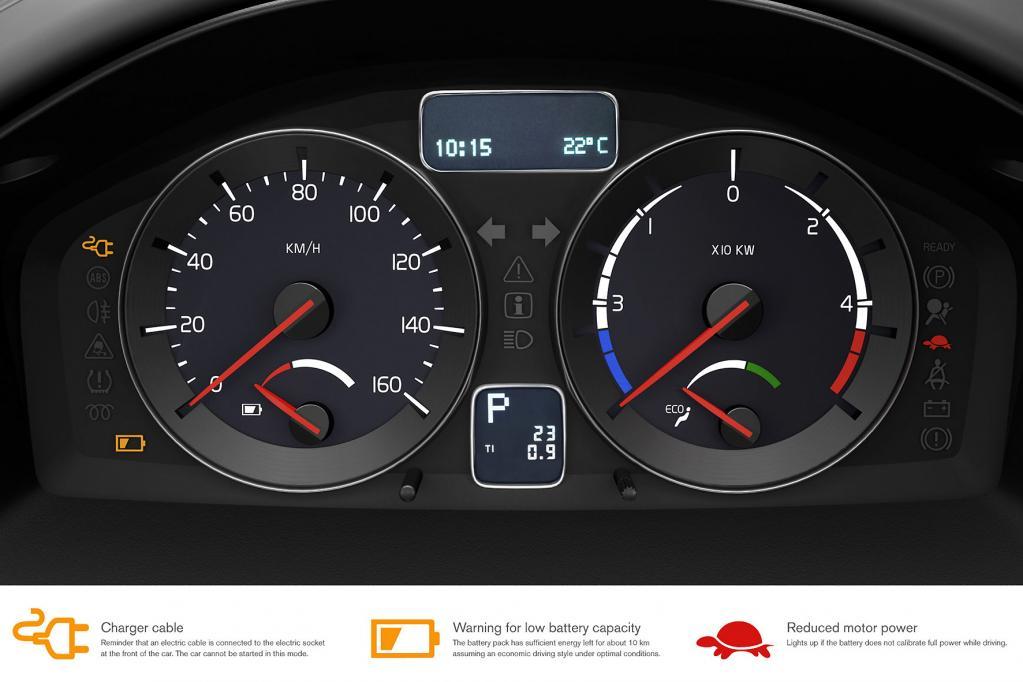 Mit dem Elektroauto der Schweden soll dank der Ethanol-Heizung auch im Winter eine Reichweite von 70 bis 80 Kilometern möglich sein.