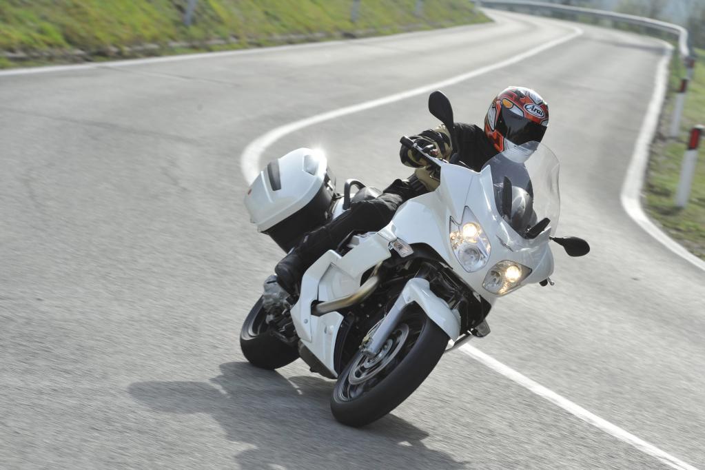 Moto Guzzi Norge GT 8V: Adler auf Tour