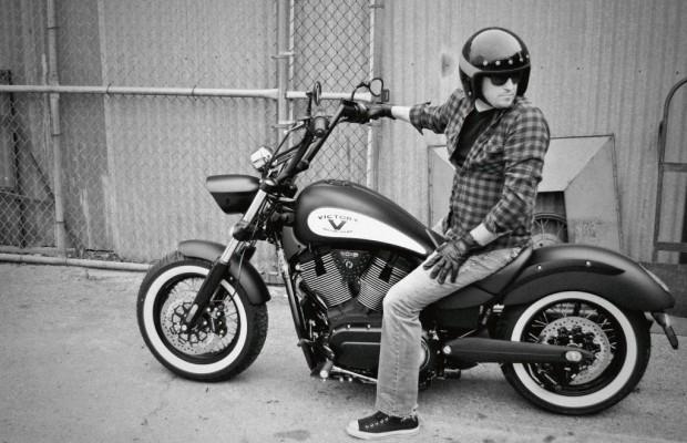 Motorrad: Neue Victory im Bobber-Stil