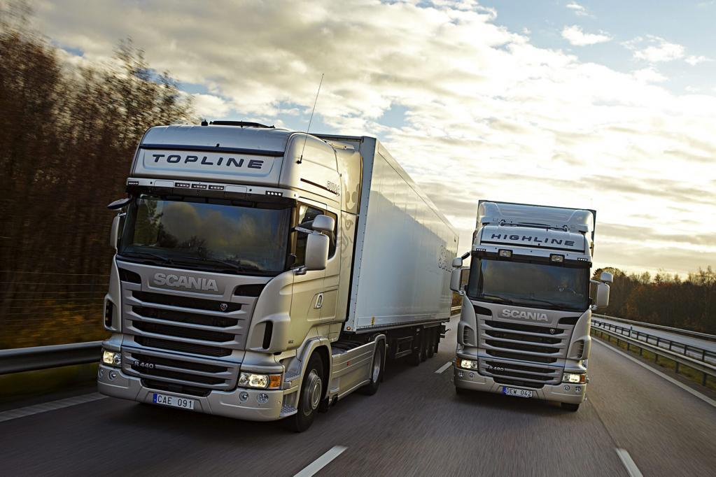 Neuer Euro 6-Motor von Scania