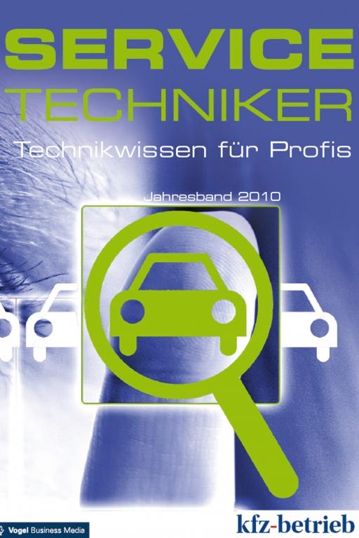 Neuer Technik-Sammelband für Kfz-Profis