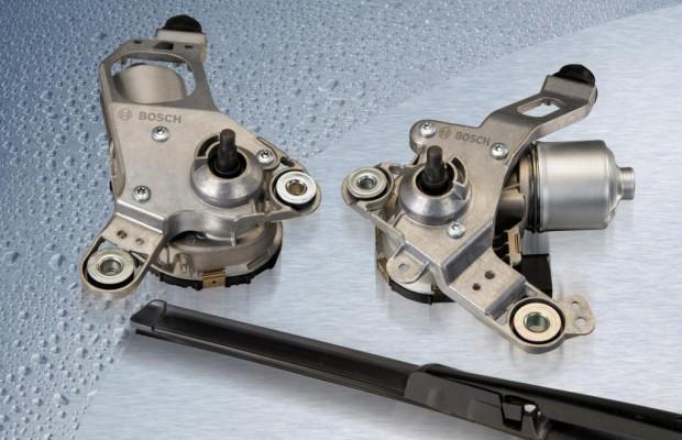 Neues Wischersystem von Bosch - Mehr Platz und weniger Gewicht