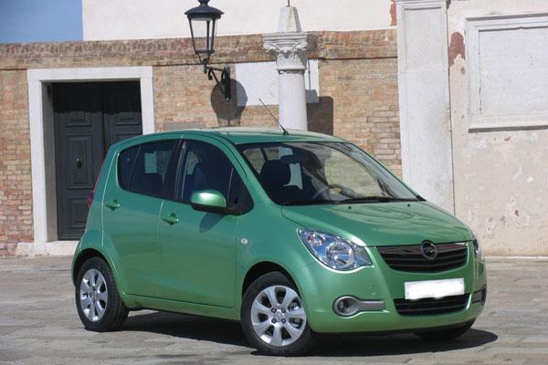 Opel Agila