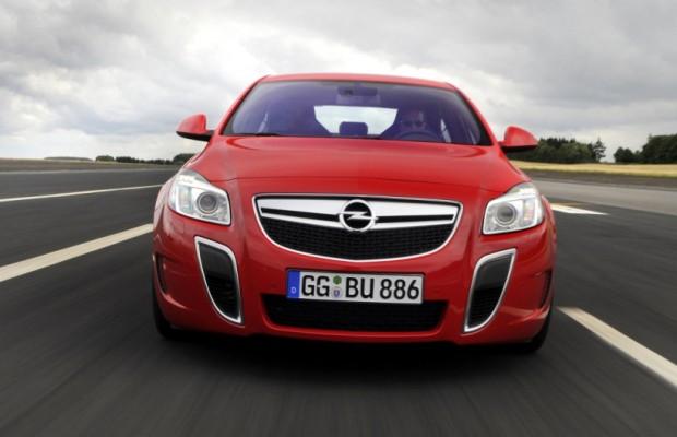 Opel Insignia OPC jetzt bis zu 270 km/h schnell