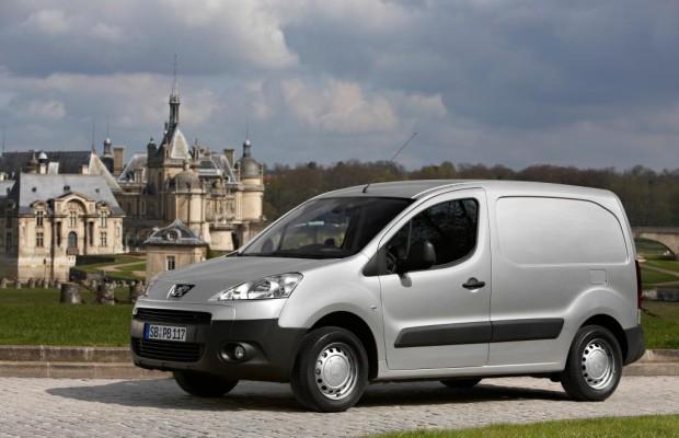Peugeot Partner mit Stop-Start-System