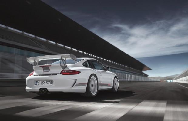 Porsche 911 GT3 RS 4.0 - Auf der Zielgeraden