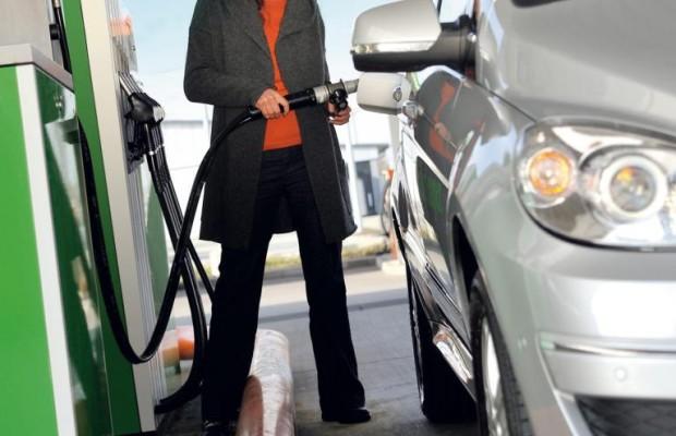 Premiere: Tankstelle bietet 100 Prozent Bio-Erdgas aus Bio-Müll