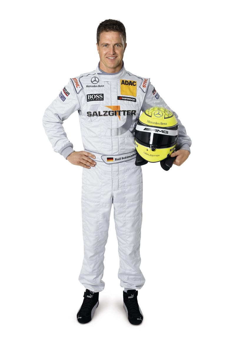 Ralf Schumacher.