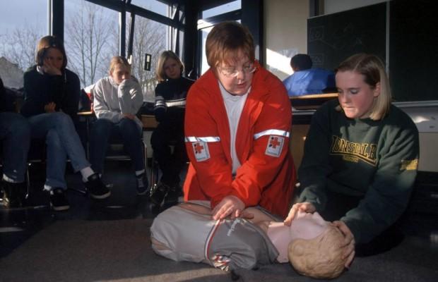 Ratgeber Erste Hilfe: Jeder kann etwas tun