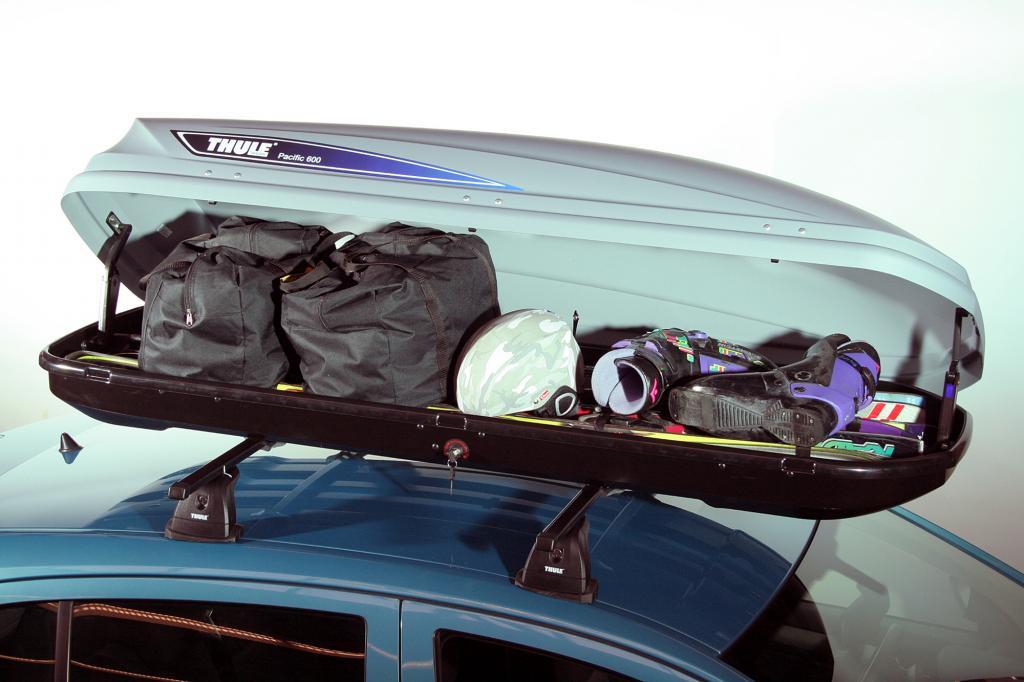 Ratgeber packen - Mit der Dachbox in den Urlaub