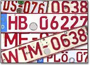 Recht: Missbräuchliche Nutzung des roten Kennzeichens