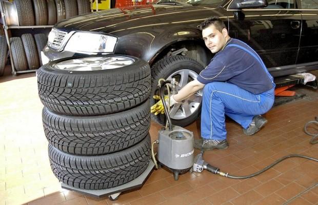 Reifen nach dem Wechsel richtig lagern