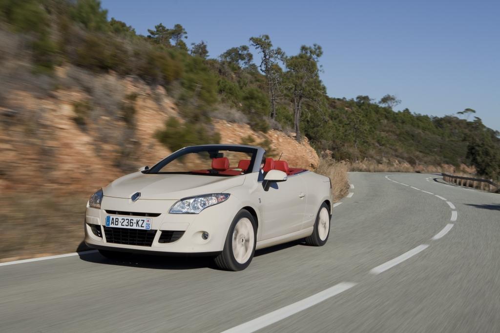 Renault Megane CC als Sondermodell ''Floride''