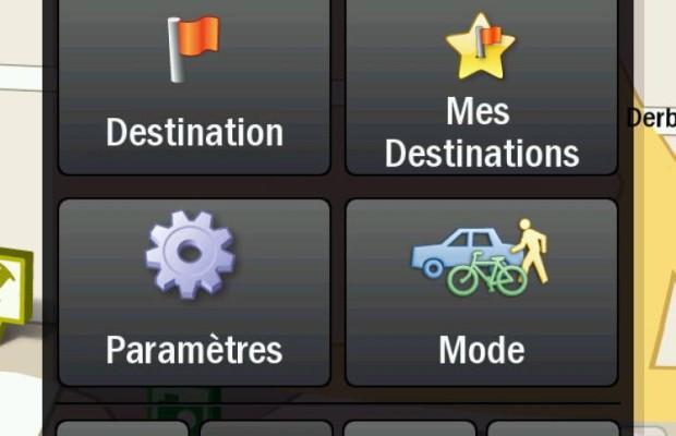 Renault Trucks bietet spezielle Lkw-Navigation für Smartphones