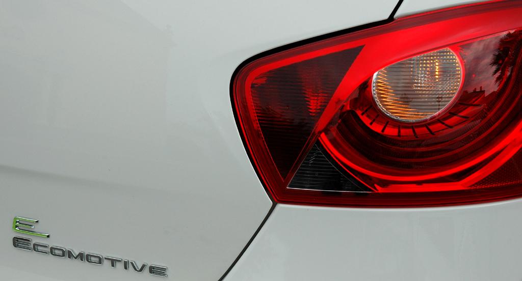 Seat aktuell: Die sparsamsten Varianten sind als Ecomotive gekennzeichnet.