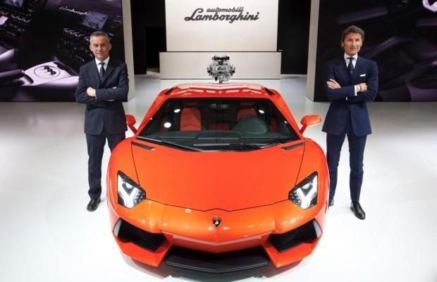 Shanghai 2011: Asien-Premiere für den Lamborghini Aventador LP 700-4