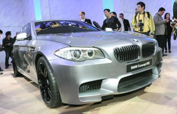 Shanghai 2011: PS-Power und E-Autos: BMW schielt nach China