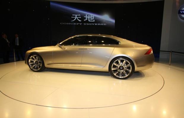 Shanghai 2011: Volvo zeigt extralanges Concept Universe