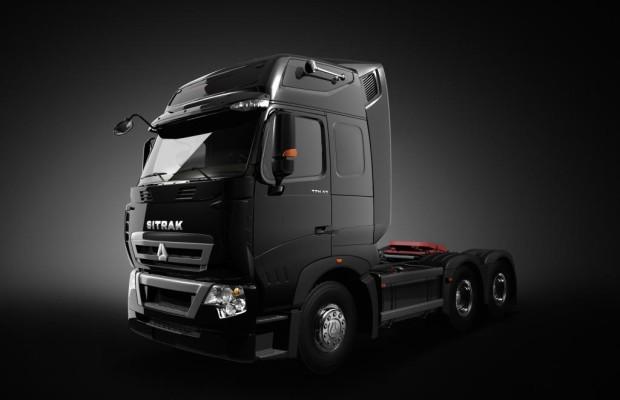 Shanghai: MAN und Sinotruk präsentieren neue Lkw-Marke