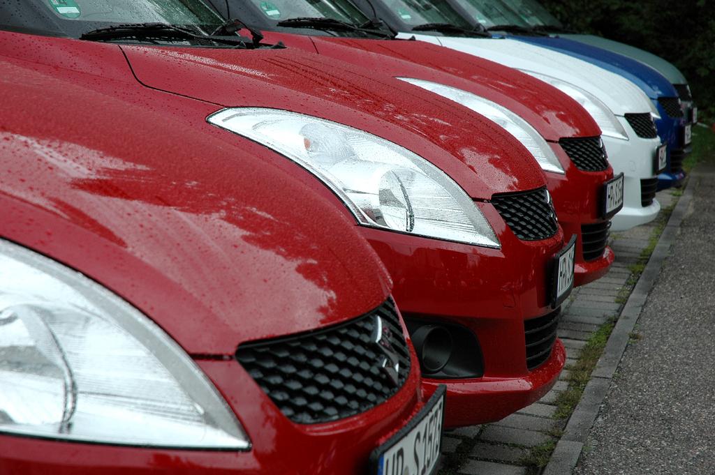 Suzuki steigert weltweiten Auto-Absatz