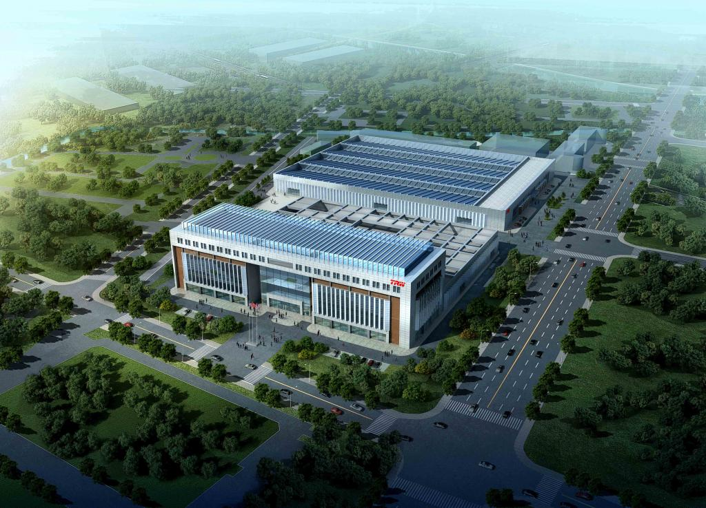 TRW baut neues Technologiezentrum in Shanghai