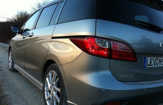 Test: Mazda5 - Familienvan mit Stil
