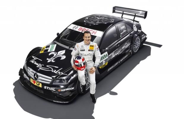 Thomas Sabo neuer Partner von Mercedes-Benz in der DTM