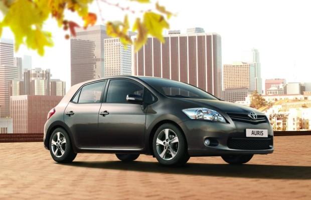Toyota Auris als Sondermodell Edition mit Preisvorteil