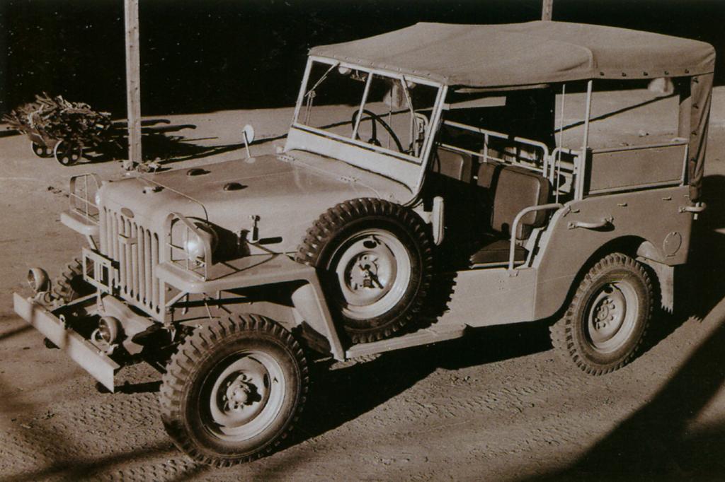 Toyota Jeep BJ von 1951