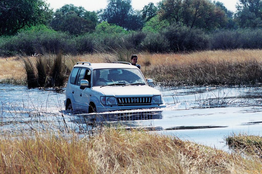 Toyota Land Cruiser 90 von 2003