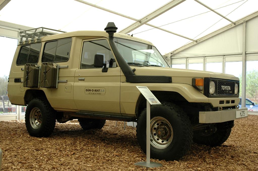 Toyota Land Cruiser: Der HJ 75 ist besser als