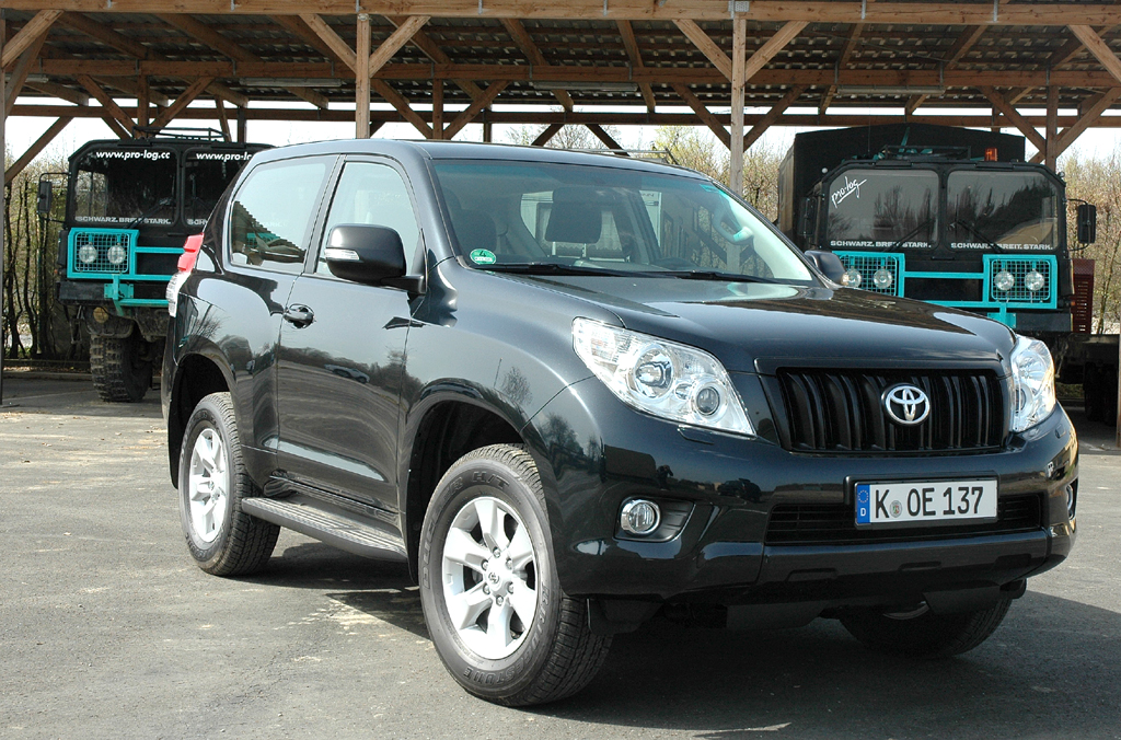 Toyota Land Cruiser: Die kleine Variante ist als Drei- und als Fünftürer zu haben.