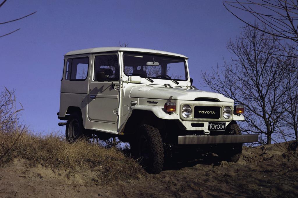 Toyota Land Cruiser FJ40 von 1967