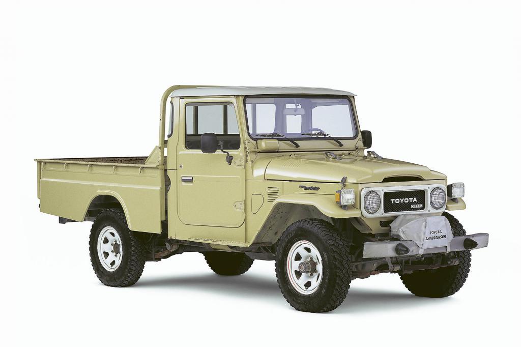 Toyota Land Cruiser Pick-Up von 1977