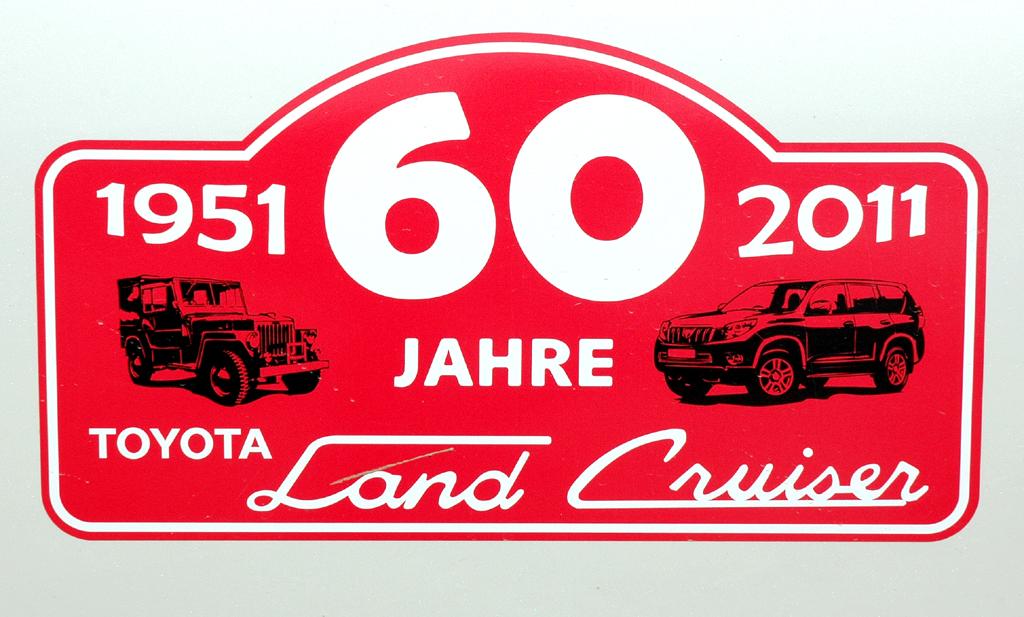 Toyota Land Cruiser: Vor 60 Jahren, 1951, schlug die Geburtsstunde des Geländewagens.