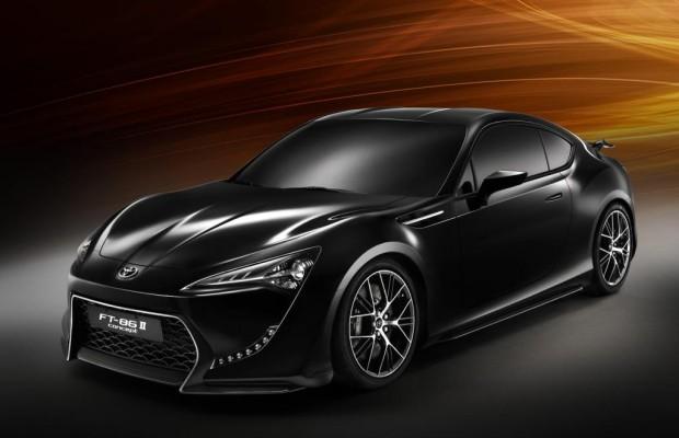 Toyotas Sportwagenstudie geht nur leicht verändert in Serie