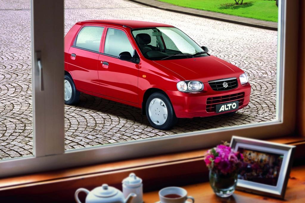 Tradition: 30 Jahre Suzuki Alto - König der Kei Cars