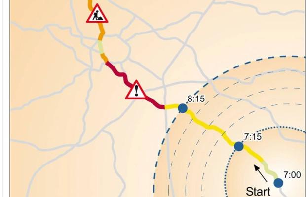 Verkehrsinfo-App für Bayern findet Anerkennung