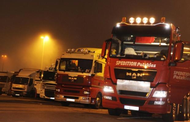 Verkehrsminister beschließen höhere Strafen für Trucker