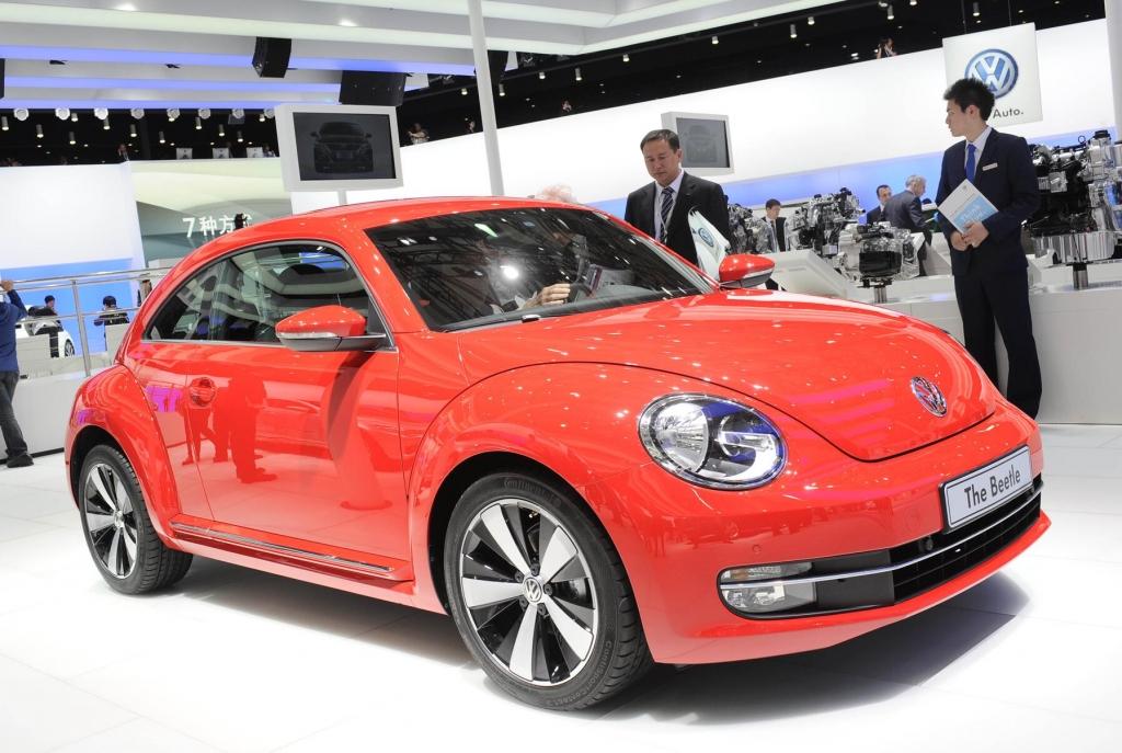 Volkswagen Beetle - Power statt Flower