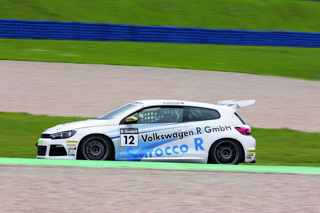 Volkswagen Cup-Scirocco.