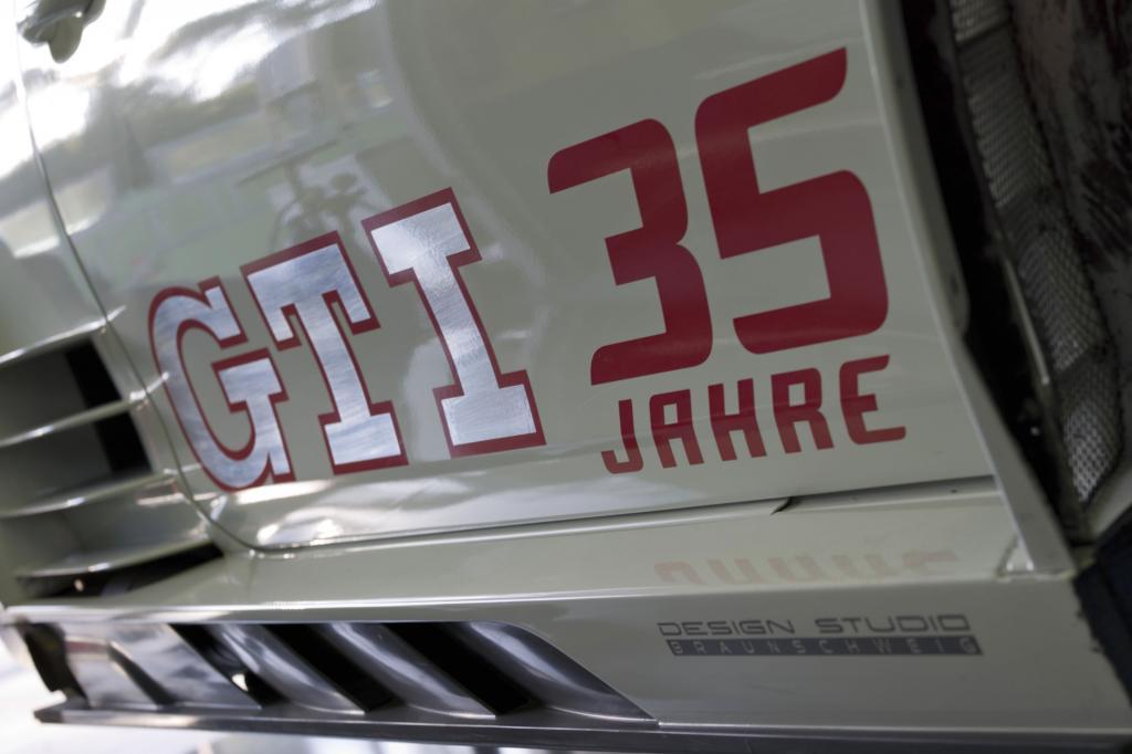 Volkswagen Golf24 mit 324 kW / 440 PS.