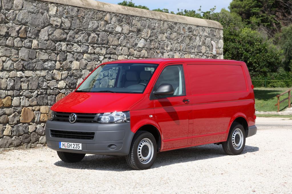 Volkswagen Nutzfahrzeuge steigert Verkaufszahlen