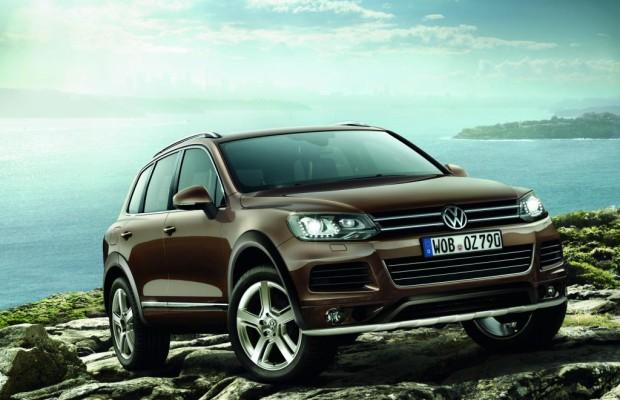 Volkswagen Zubehör bringt Stylingzubehör für den Touareg