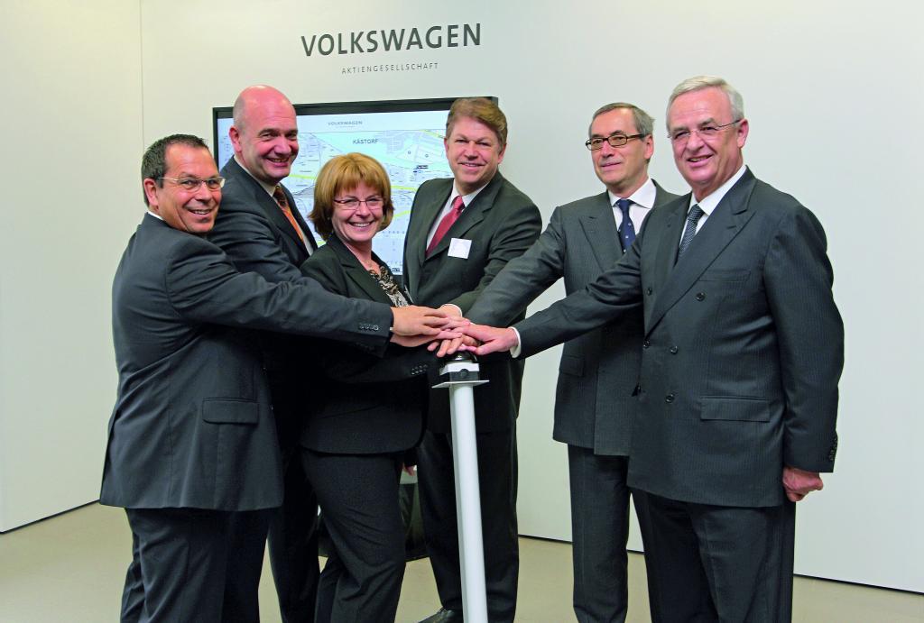 Volkswagen startet neues Rechenzentrum